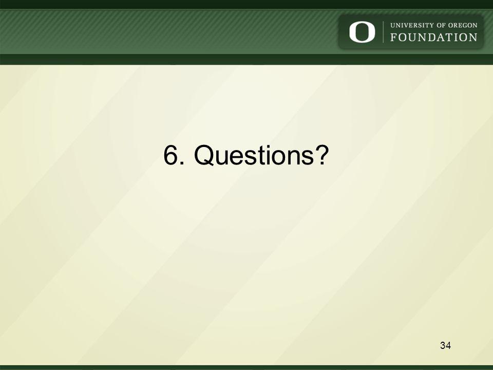 6. Questions? 34
