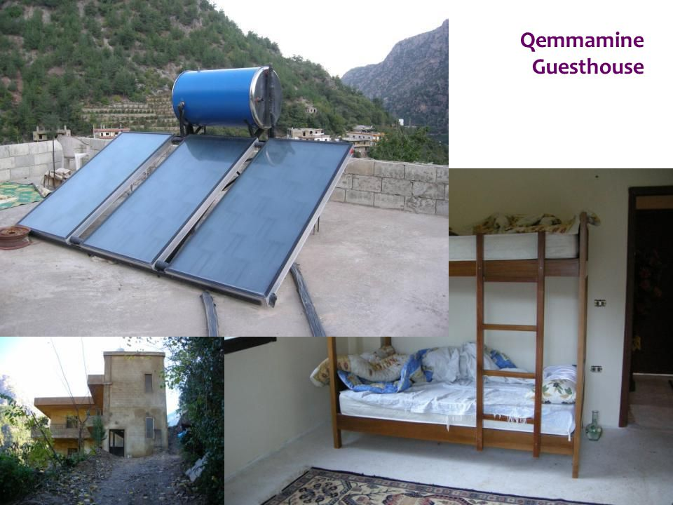 Qemmamine Guesthouse
