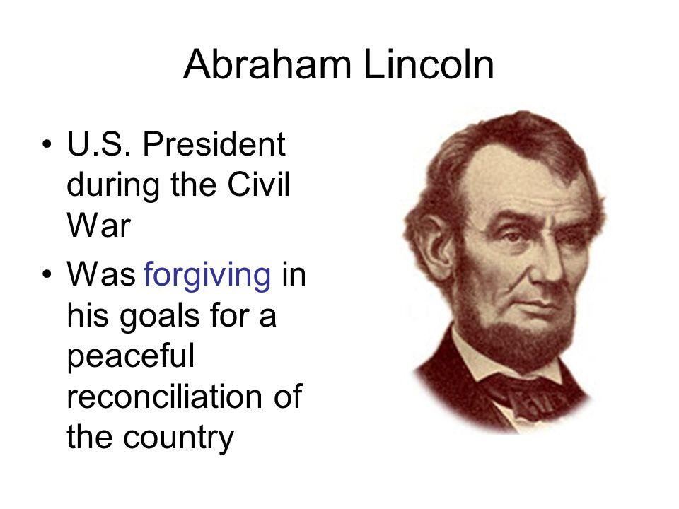 Abraham Lincoln U.S.