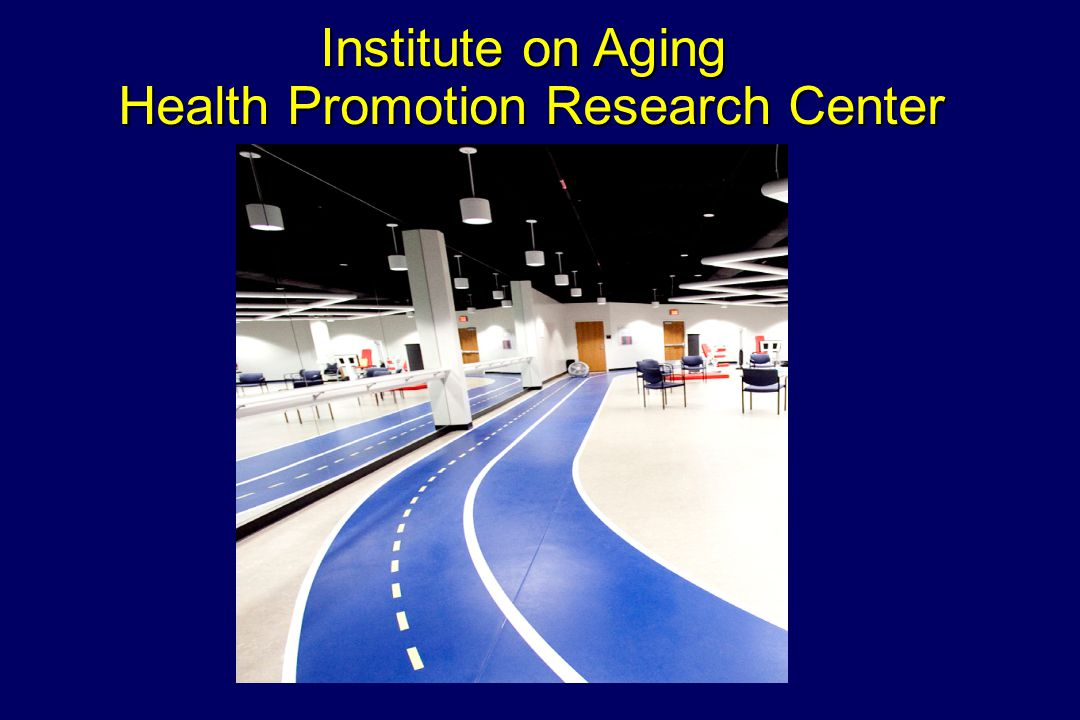 Institute on Aging Health Promotion Research Center