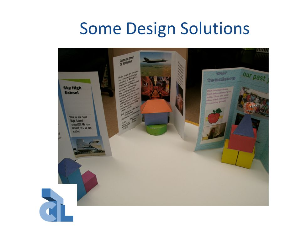 Some Design Solutions