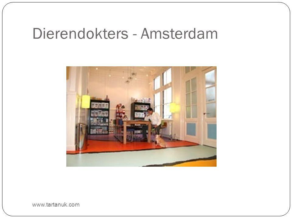 Dierendokters - Amsterdam www.tartanuk.com