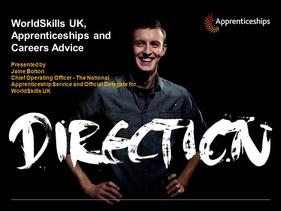 12 | Jaine Bolton ICG – 08/11/2012 Employer Roll of Honour National Apprenticeship Service