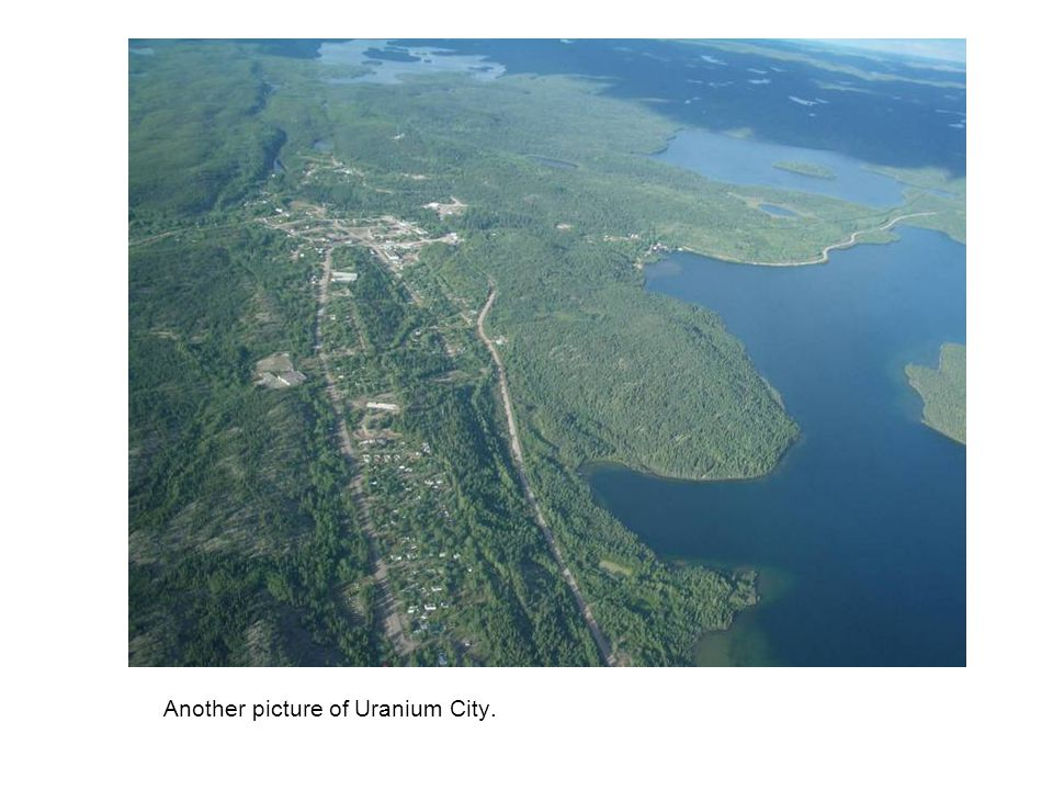 Another picture of Uranium City.