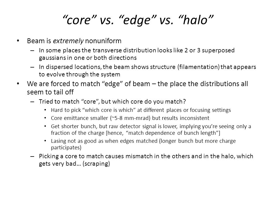 core vs. edge vs.