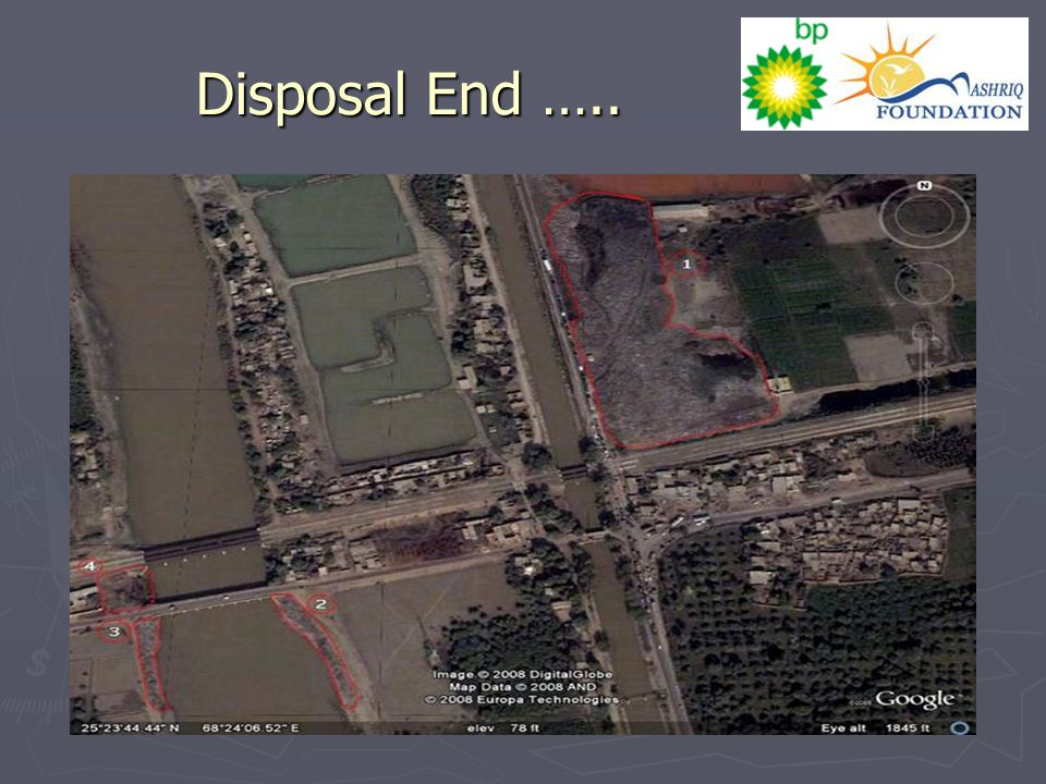 Disposal End …..