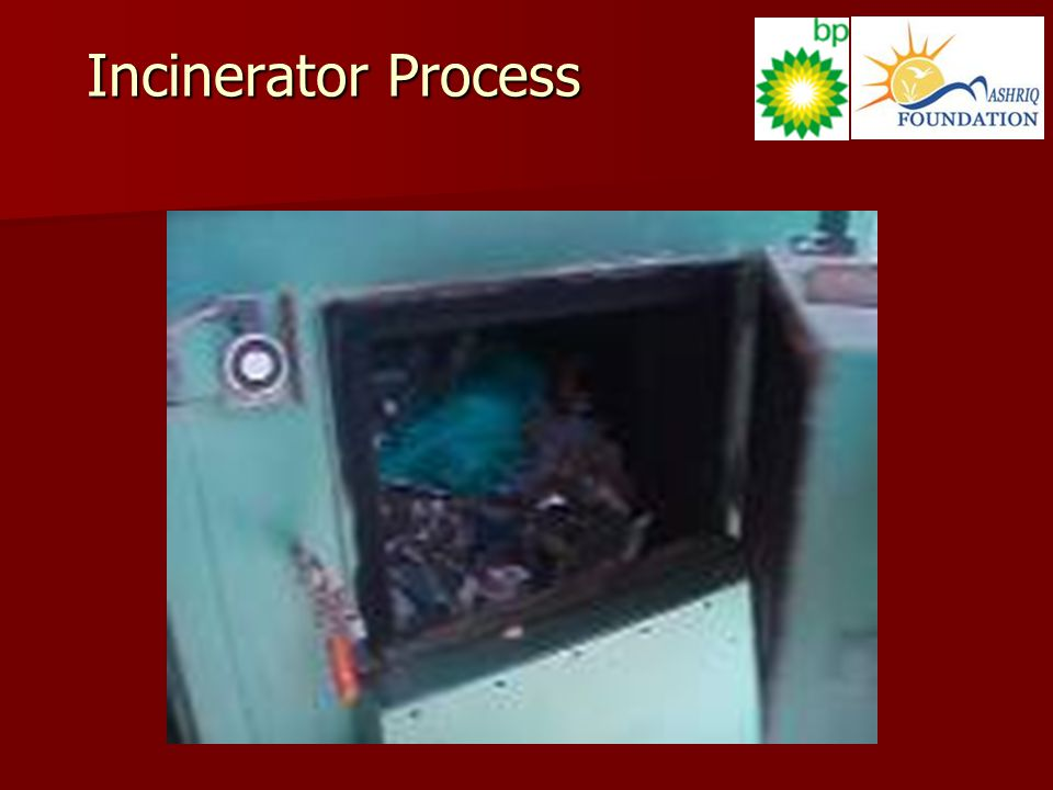 Incinerator Process