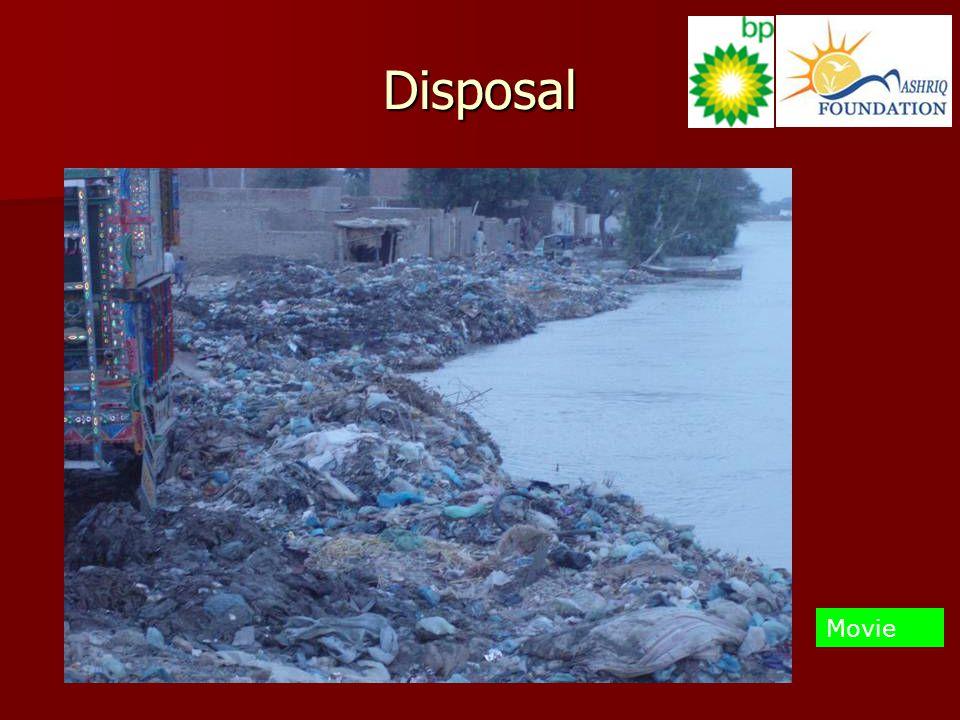 Disposal Movie
