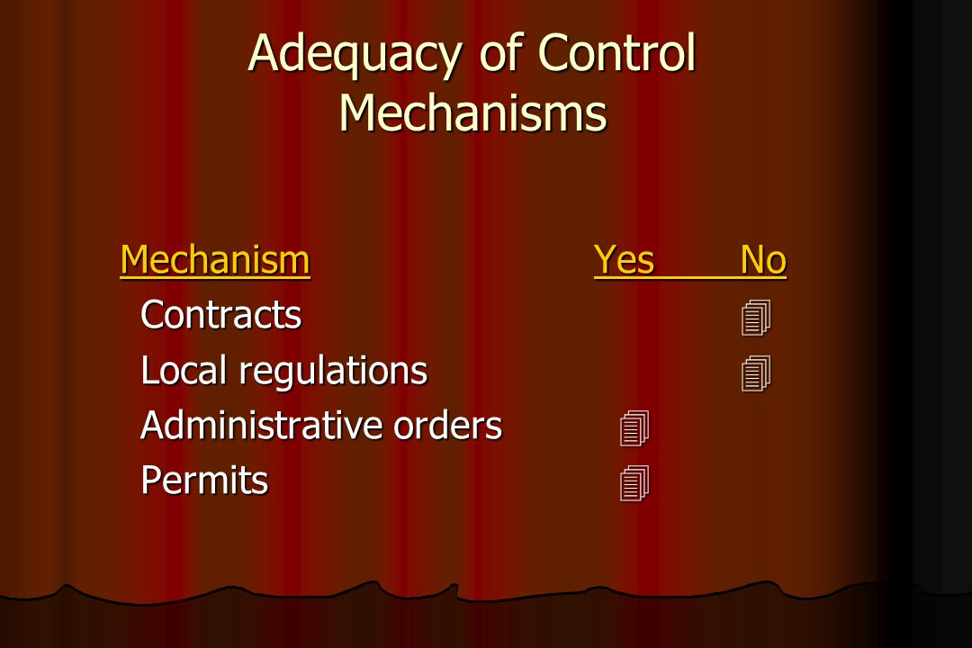 Non-Significant CIU and Middle-Tier CIU Requires Control Mechanis m.