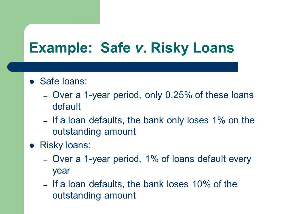 Example: Safe v.