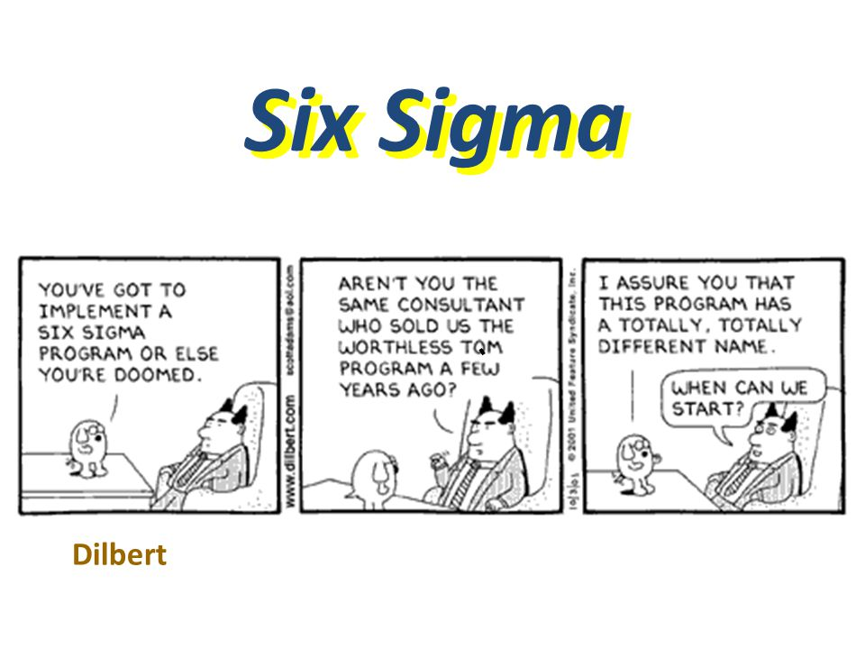 20 What Are Some Possible Applications for Six Sigma.