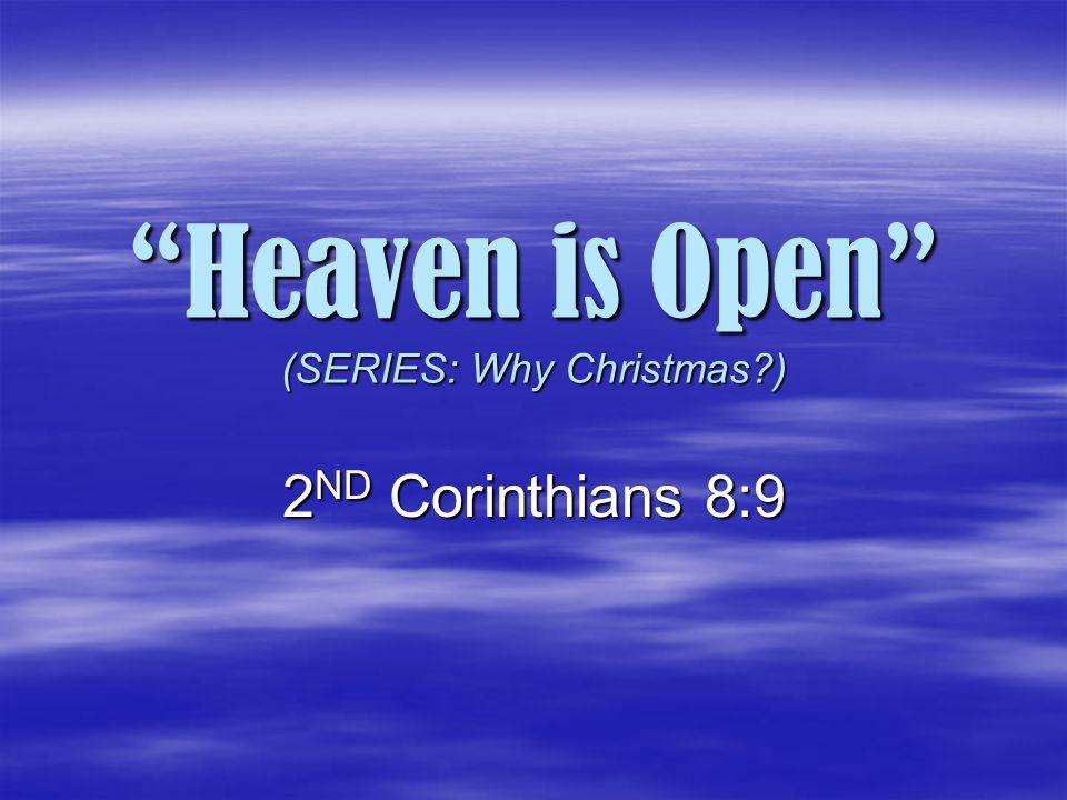 III.ENJOY THE GOODNESS OF GOD III.