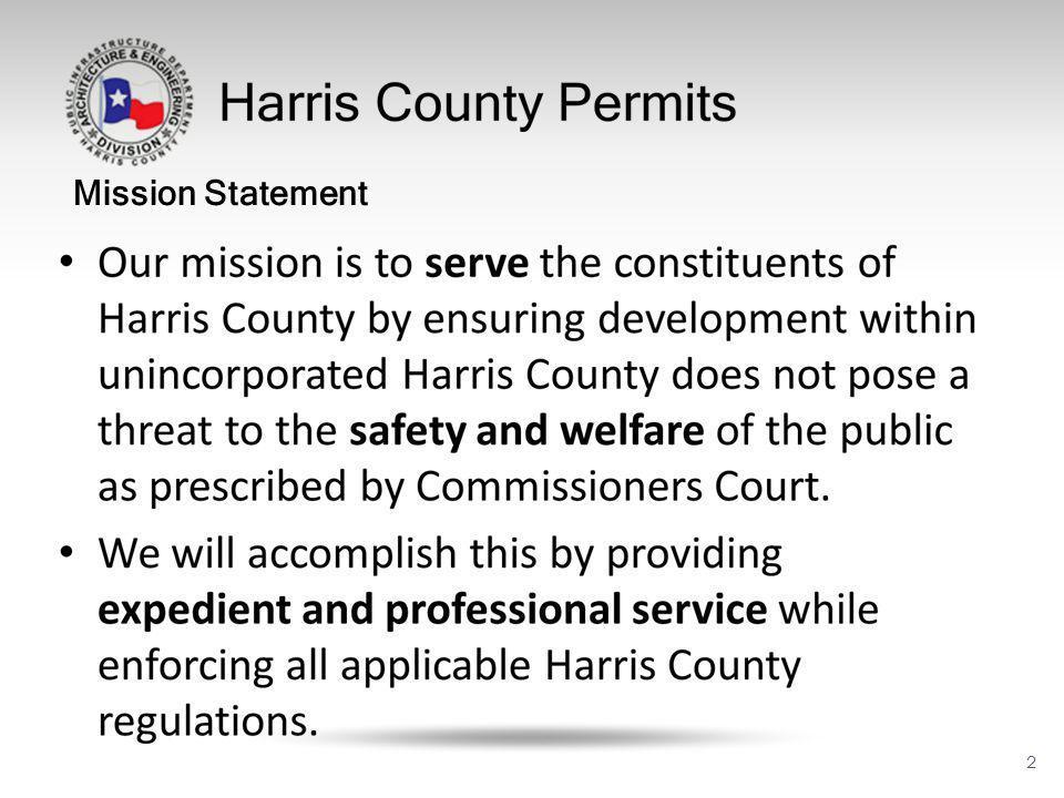 3 Harris County Permits Vision