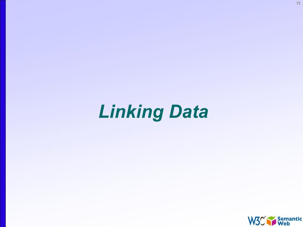 73 Linking Data