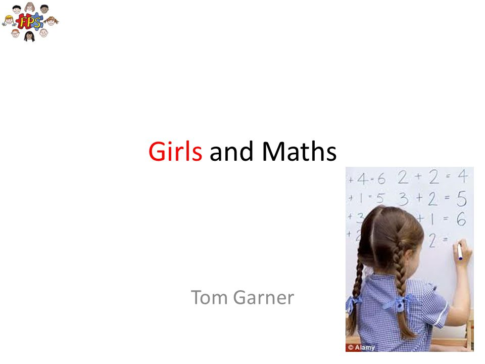 Which children? Girls 2A in Maths at the end of KS1.