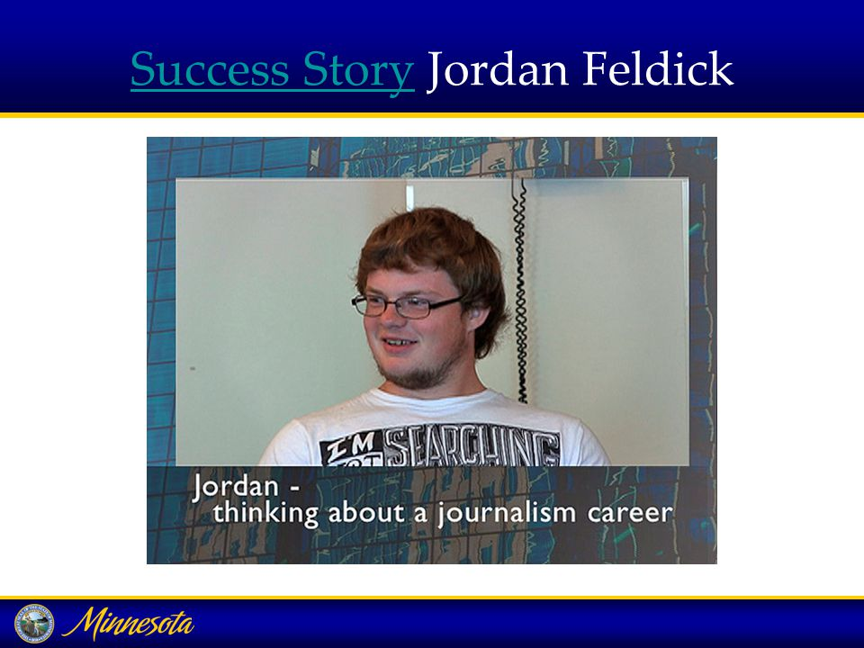 Success StorySuccess Story Jordan Feldick
