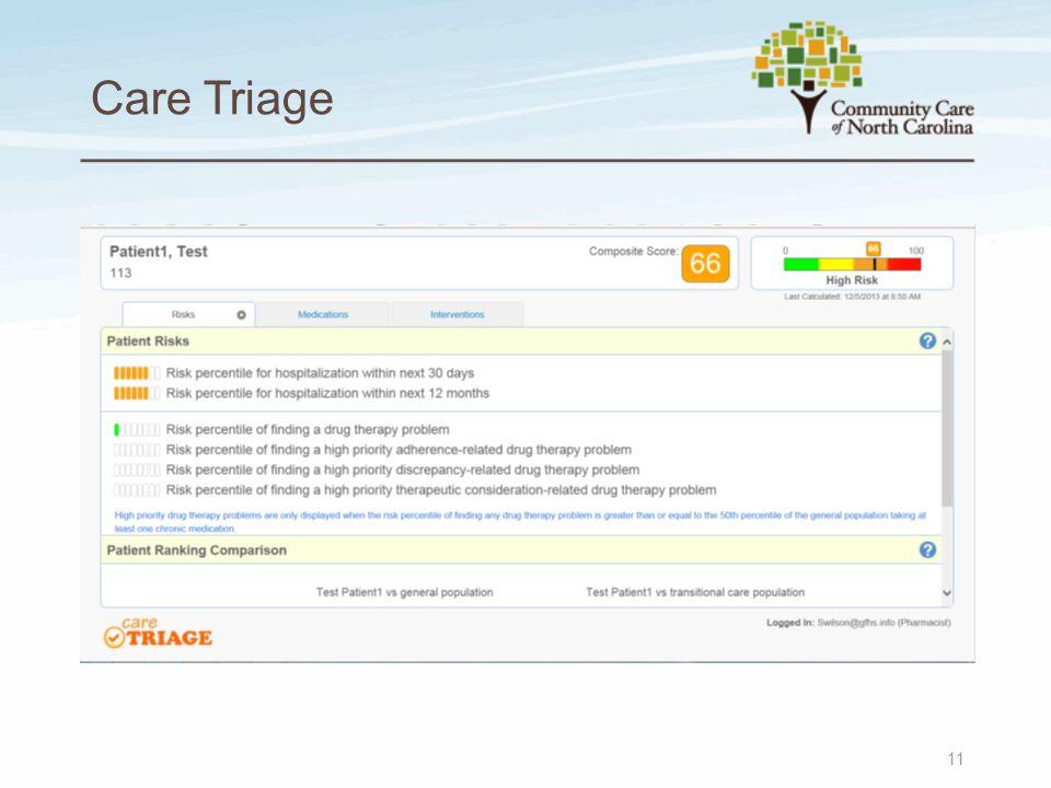 Care Triage 11