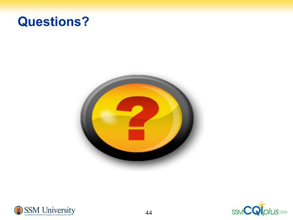 44 Questions?