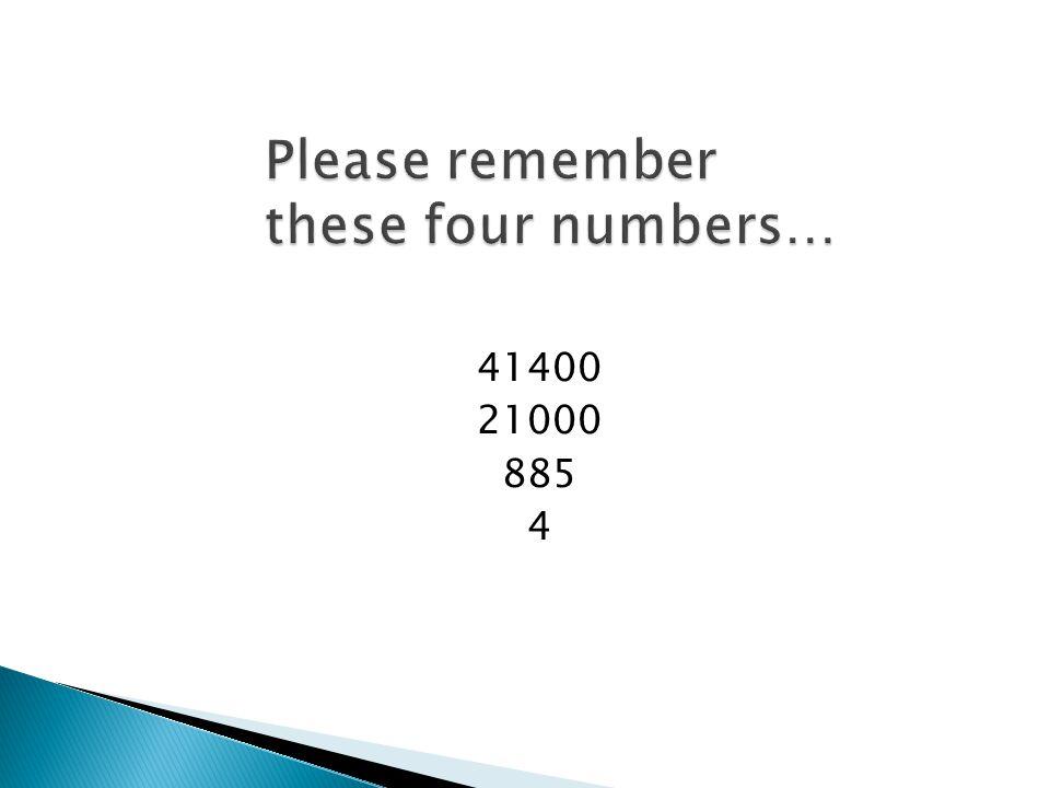 41400 21000 885 4