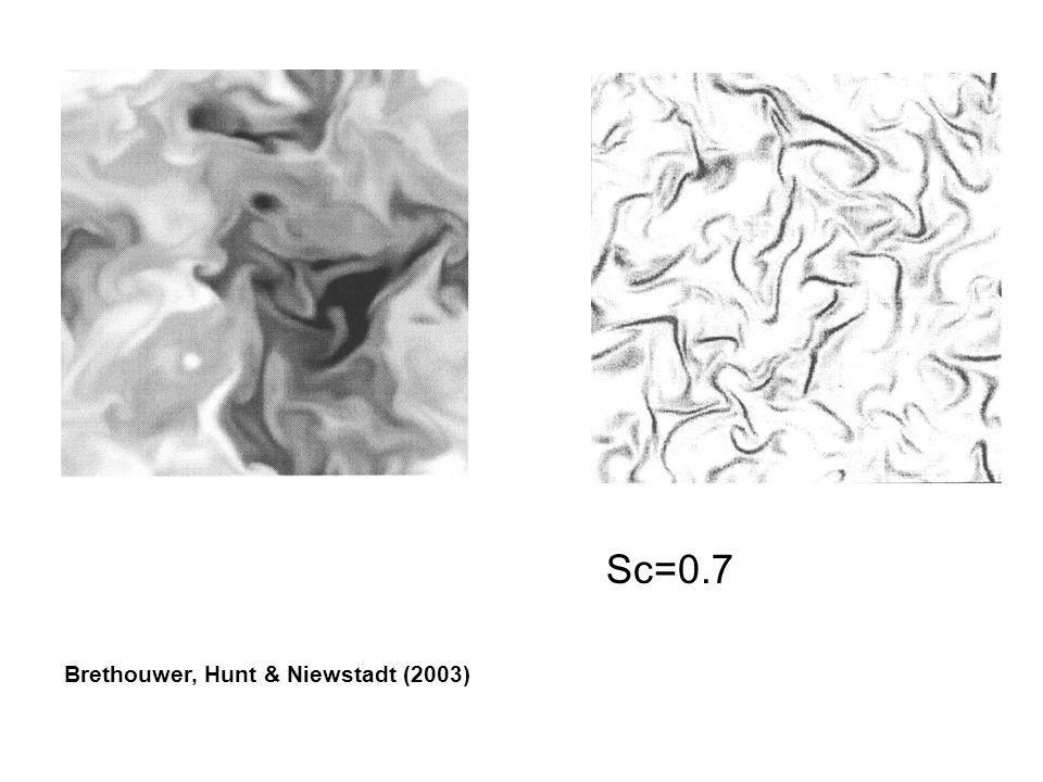 Brethouwer, Hunt & Niewstadt (2003) Sc=0.7