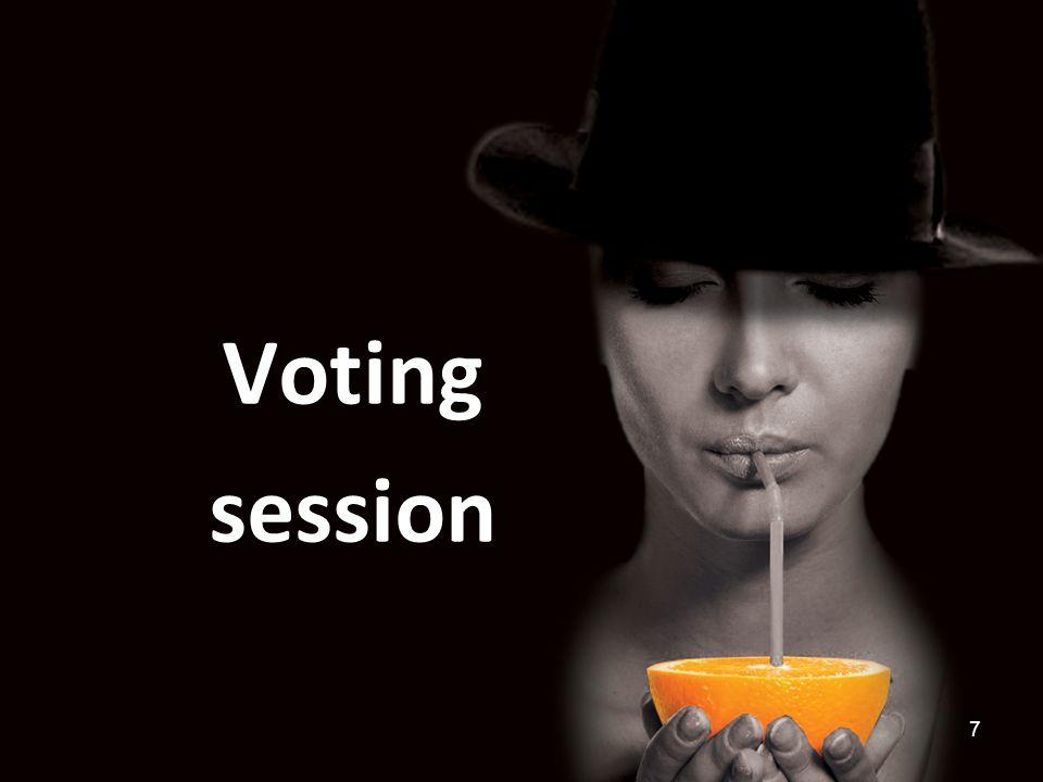 Votingsession 7