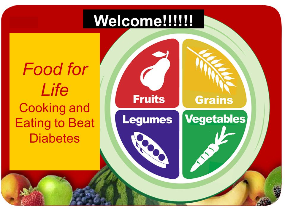 The joy of regained good health from healthful foods shows.