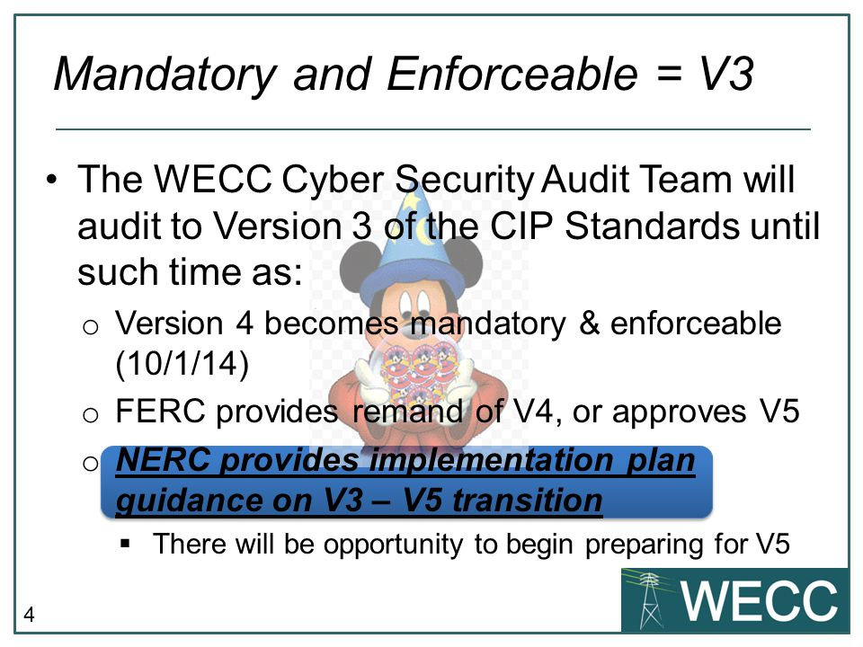 15 A Responsible Entity must identify the approach it is using for asset identification as part of its response to a pre-Compliance Audit Survey, a pre-Spot Check data request, or as otherwise requested pursuant to the Compliance Monitoring and Enforcement Program o WECC will request information surrounding your approach in the audit / spot check notices in 2014 o A good practice to meet this data request is to have the CIP Senior Manager sign and date a statement declaring the entity's choice of CAID methodology.