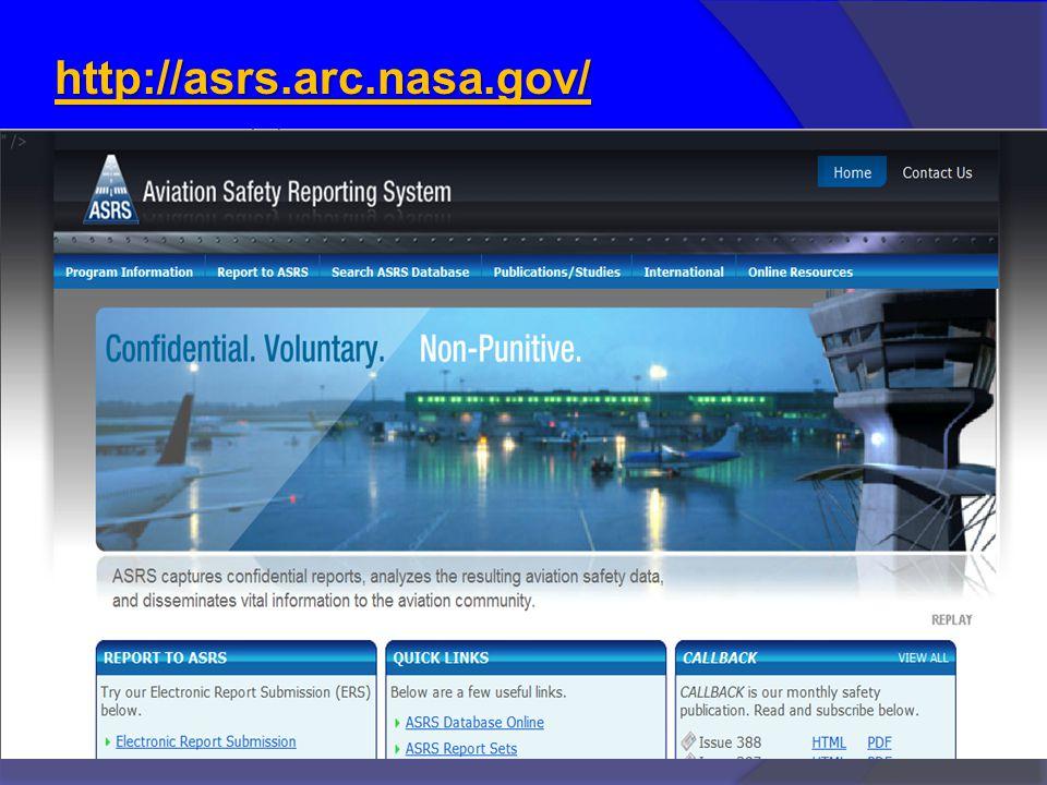 http://asrs.arc.nasa.gov/