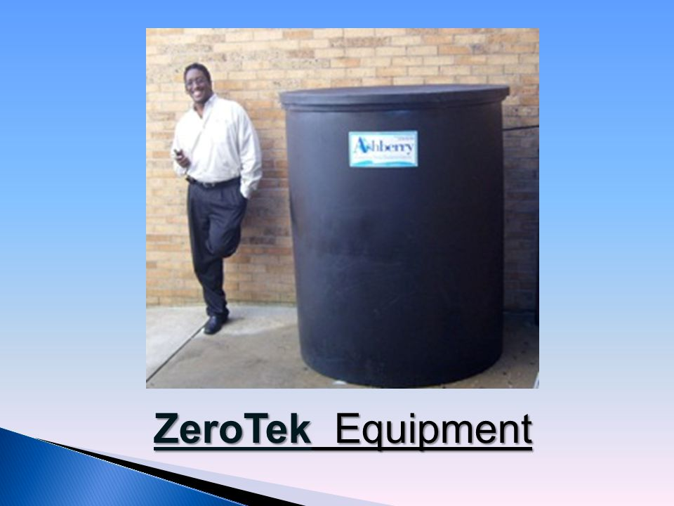 ZeroTek Equipment