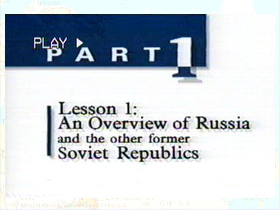 Differences * Nature of Conflict * * Change * Russian People Most major wars fought far from country Most conflict fought within or near country Change or shaking up the status quo viewed positively Change fraught with danger and uncertainty; stability preferred