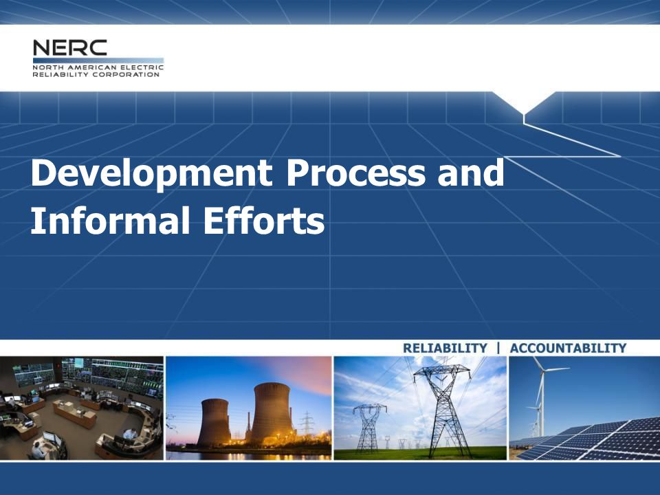 Development Process and Informal Efforts