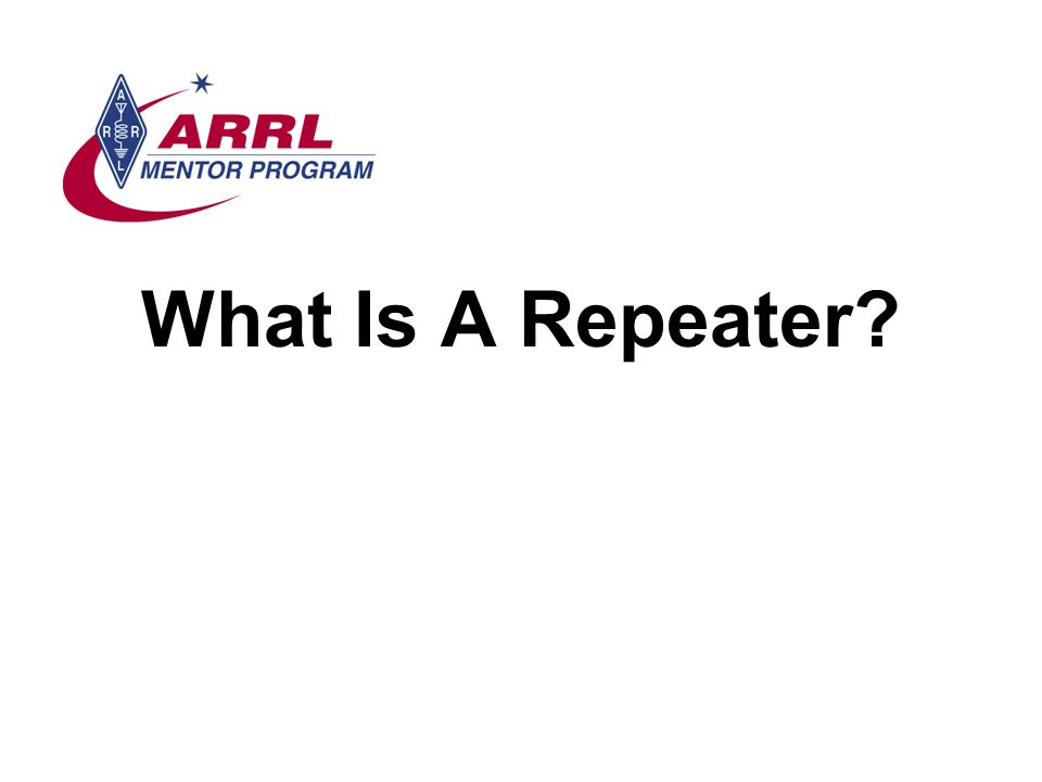 What Is A Repeater