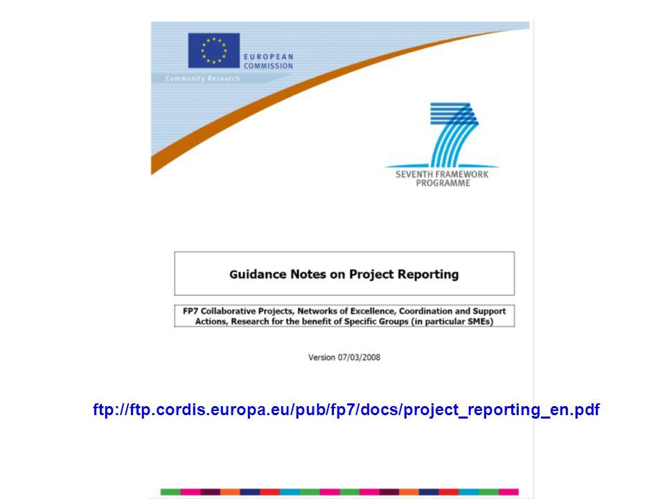 ftp://ftp.cordis.europa.eu/pub/fp7/docs/project_reporting_en.pdf