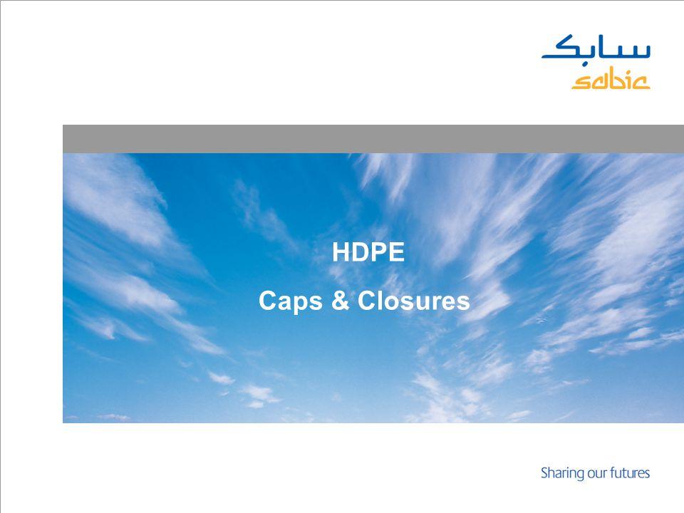 v HDPE Caps & Closures