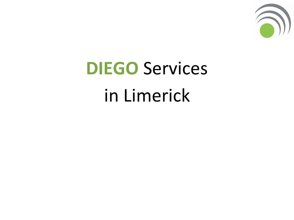 DIEGO Services in Limerick