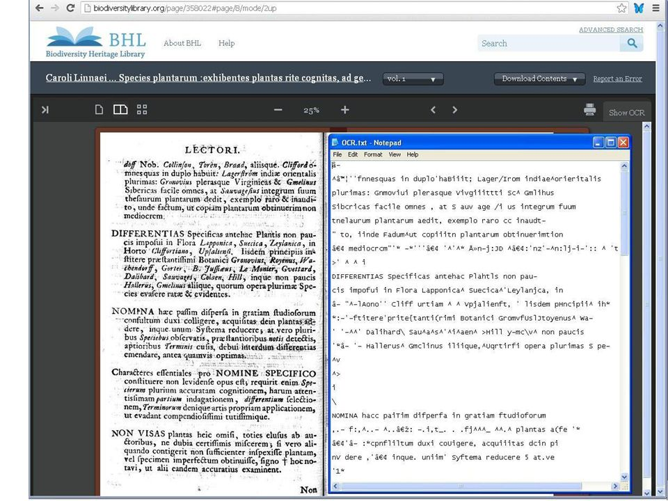 OCR Improvements Gaming Transcription