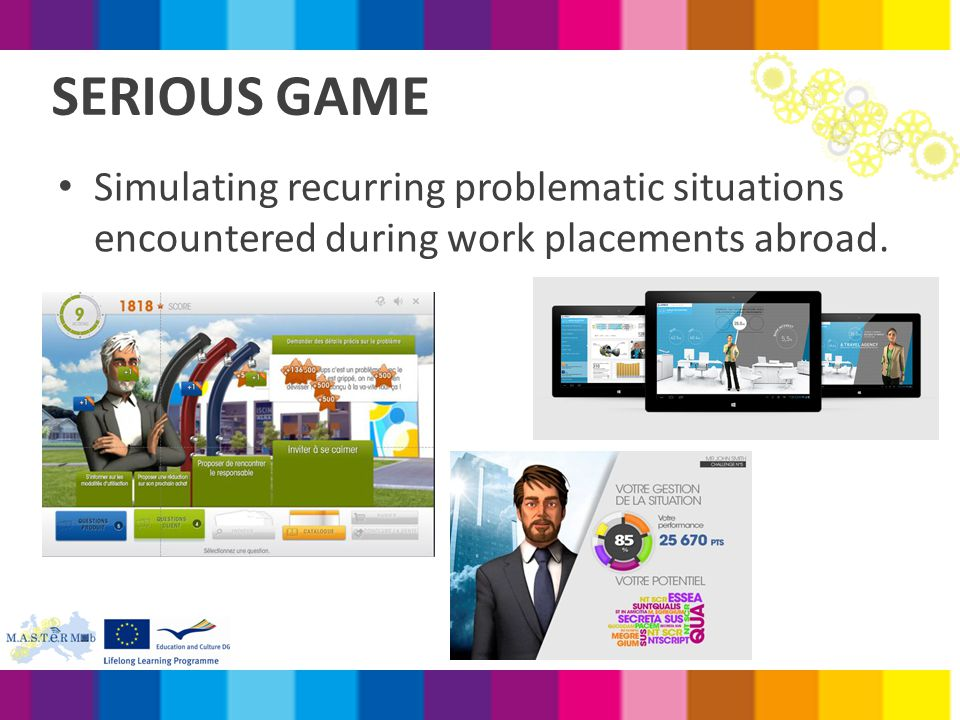 Based on a framework of intercultural competences (EFQ) On-site and online TRAINING MODULES