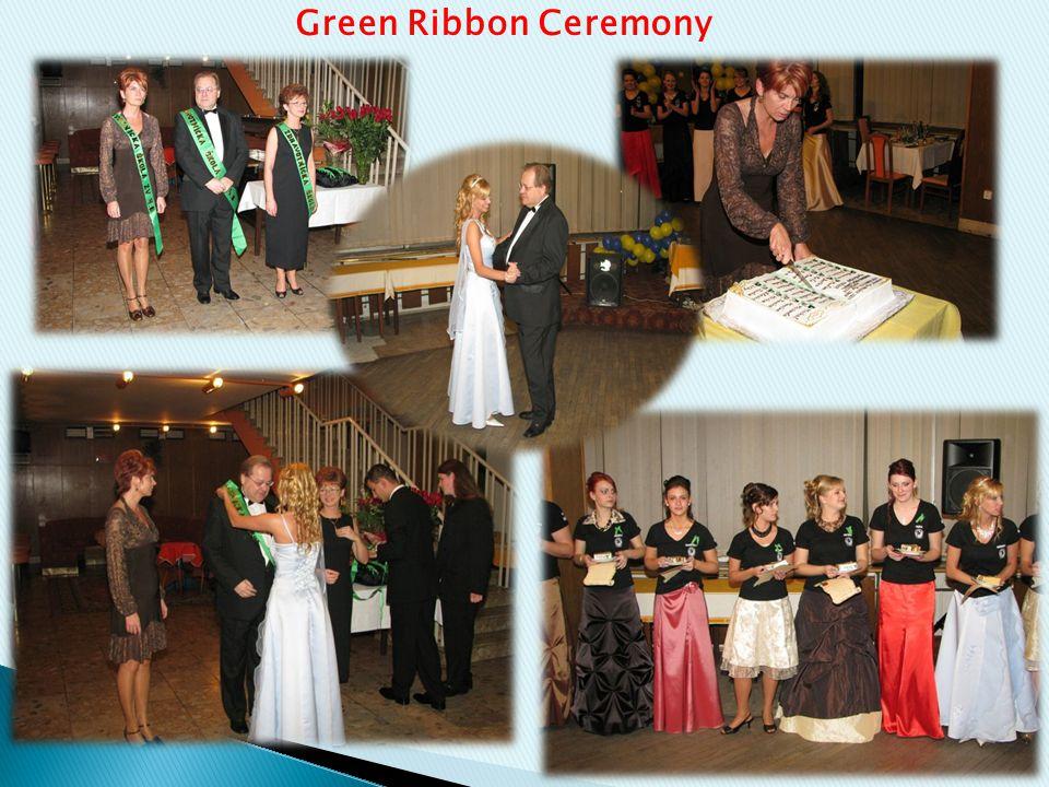 Green Ribbon Ceremony