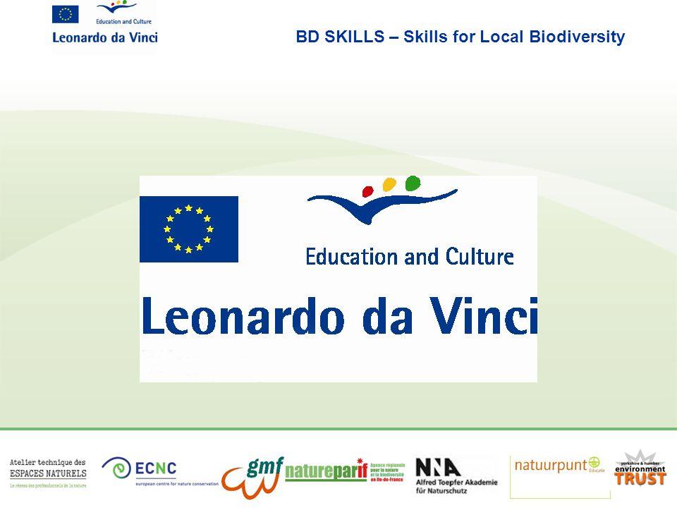 BD SKILLS – Skills for Local Biodiversity