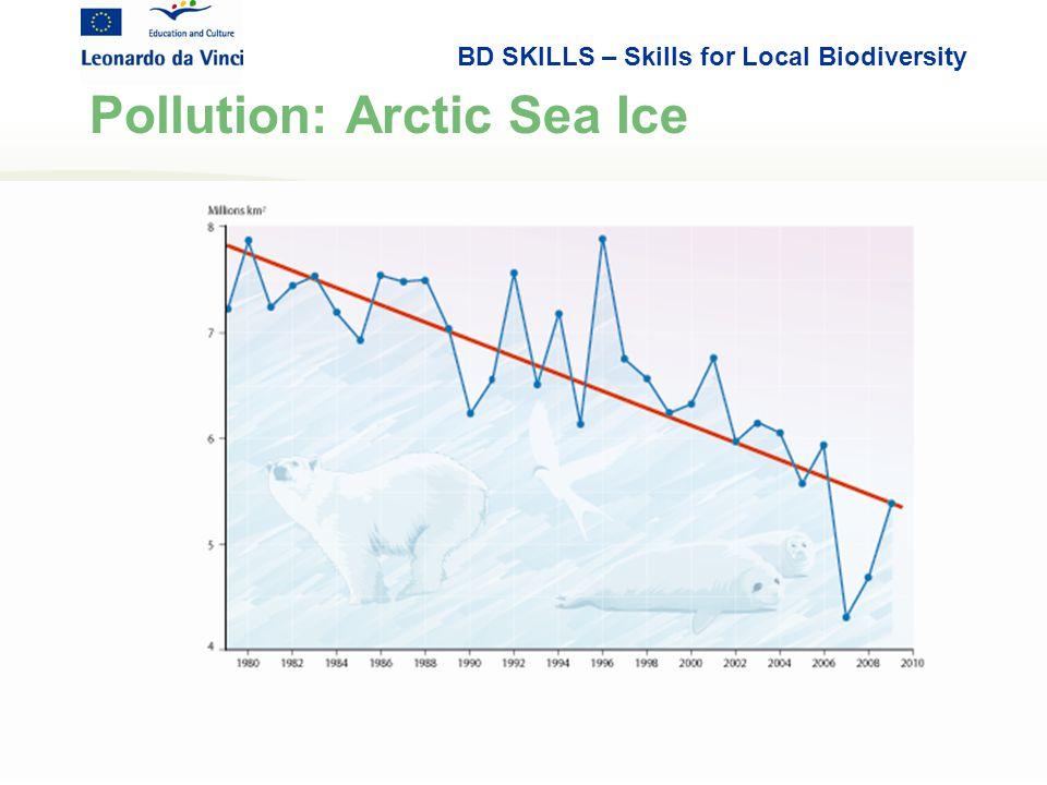 BD SKILLS – Skills for Local Biodiversity Pollution: Arctic Sea Ice