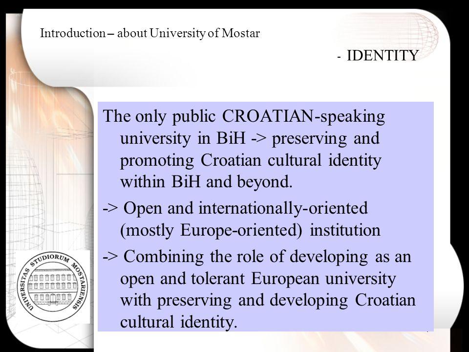 University of Mostar 15