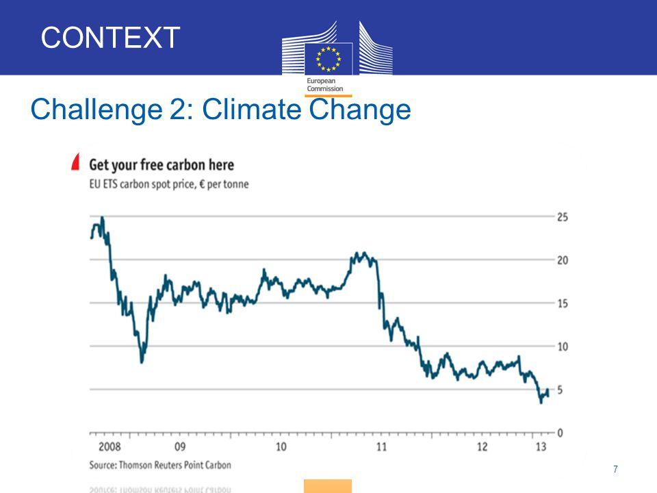 7 Challenge 2: Climate Change CONTEXT