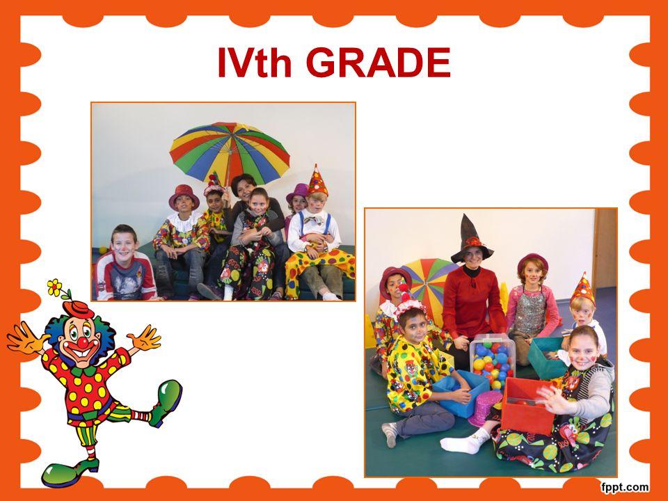 IVth GRADE