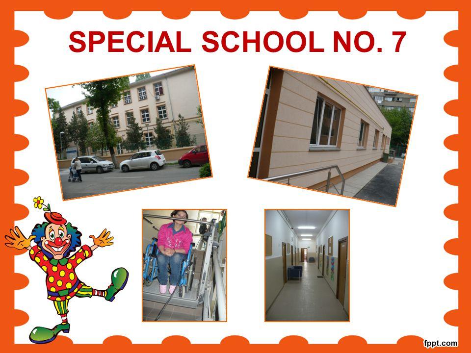 SPECIAL SCHOOL NO. 7