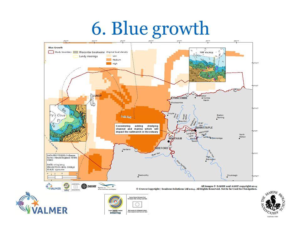 6. Blue growth