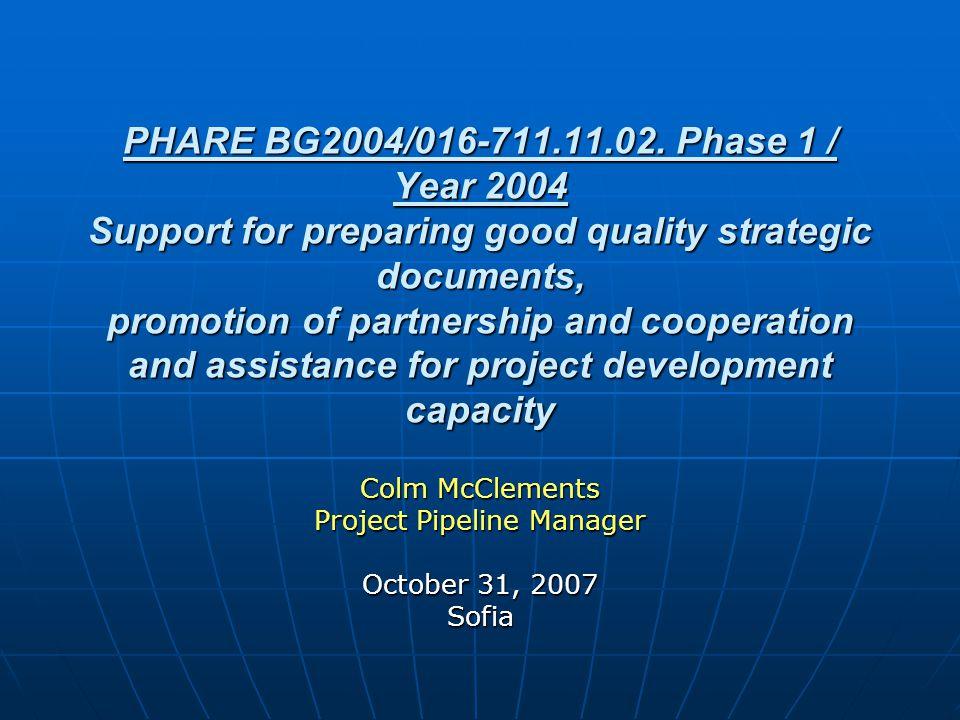 PHARE BG2004/016-711.11.02.