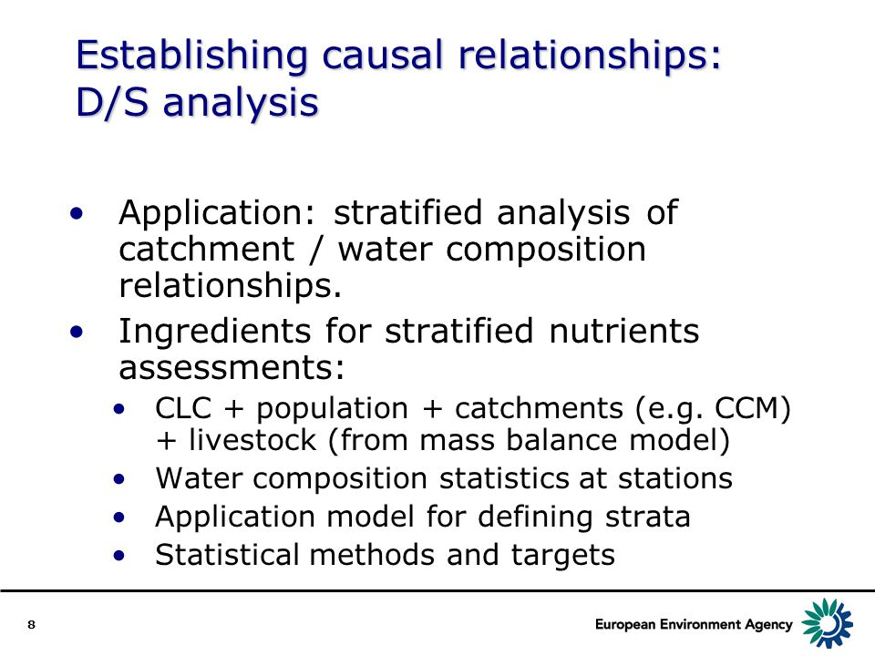 9 Stratification: not straitghforward