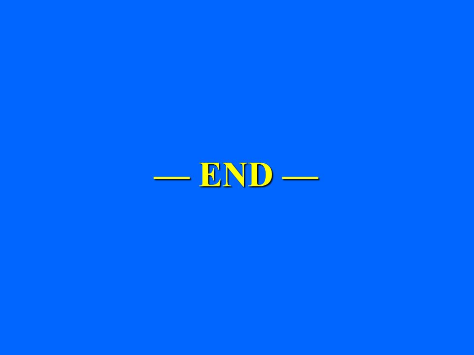 — END —