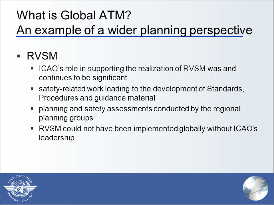 What is Global ATM.