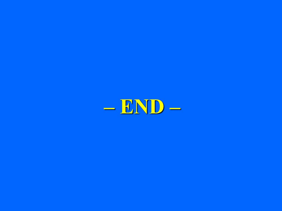 – END –